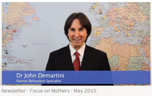 Demartini on Motherhood