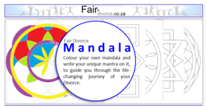Fair divorce support practical advice guidance through divorce make your own divorce mandala solutioingenieria Images