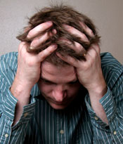 signs and symptoms of a nervous breakdown
