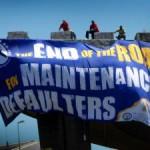 Maintenance Defaulters Beware!