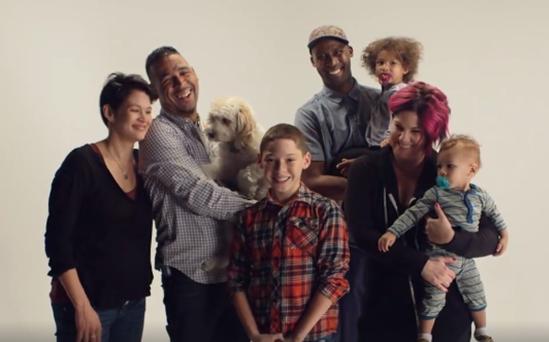 Inspiring Blended Family