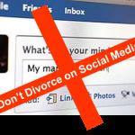 Divorce on Social Media